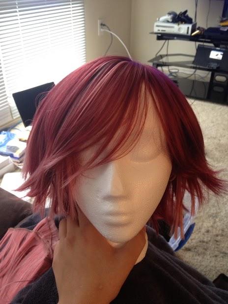 lilith wig