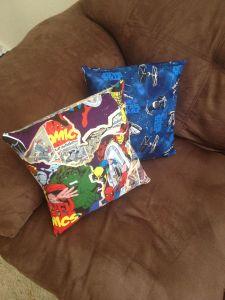 Envelope Pillows
