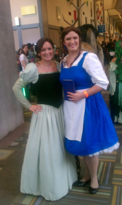 Double the Belle, double the fun!
