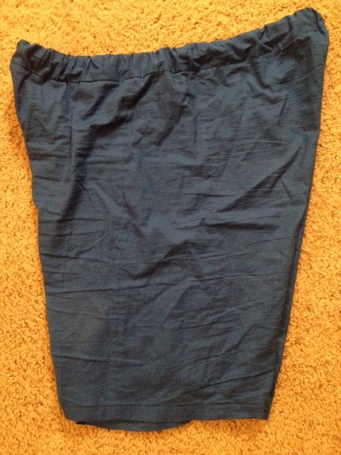 Tofino pants side view