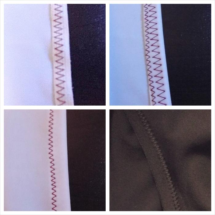elastic fold collage