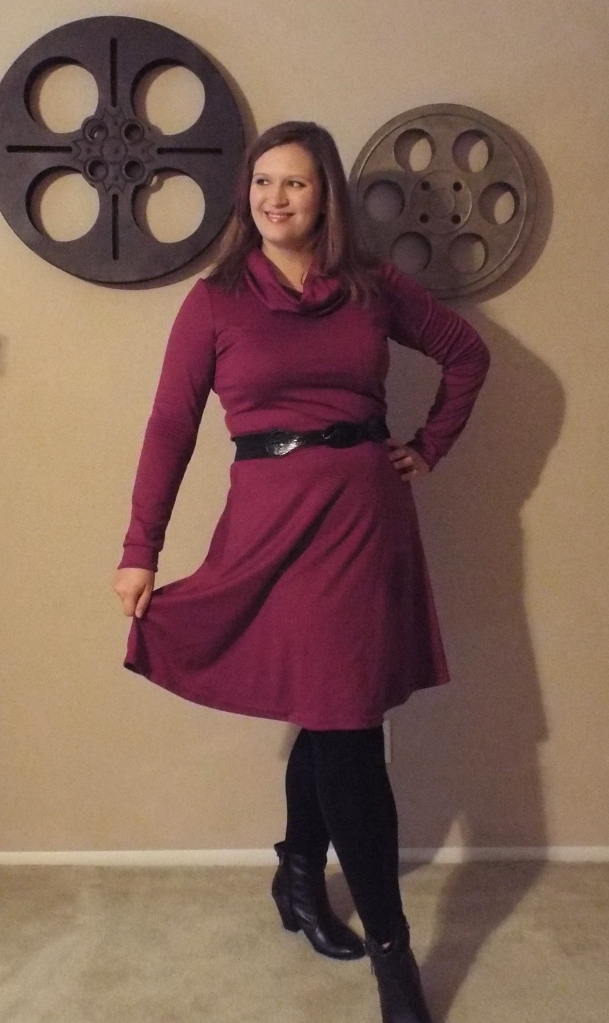 Skater dresses: great instant gratification practice projects!