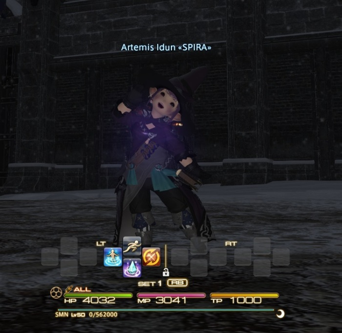 Half the entertainment value in FFXIV is running around and making my lala emote.