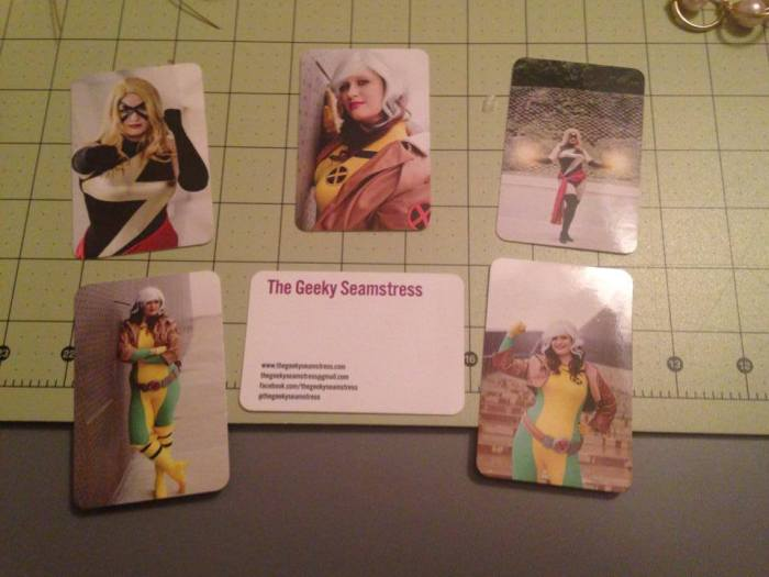 I get my contact cards through Moo! They're really fast and their cards are gorgeous.