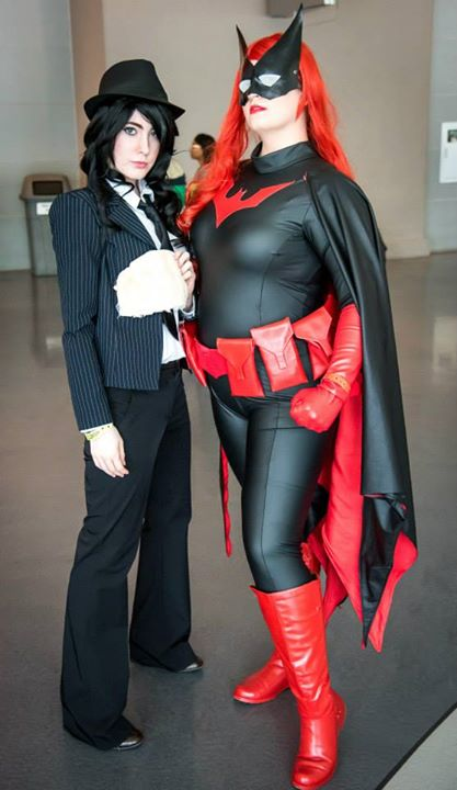 Costume Notes: Batwoman - The Geeky Seamstress