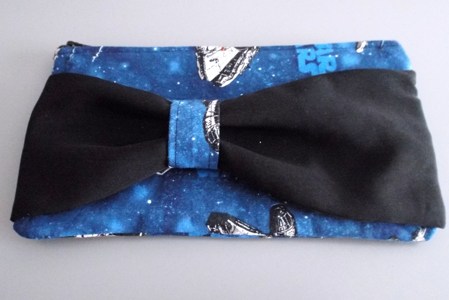 Star Wars black bow 1