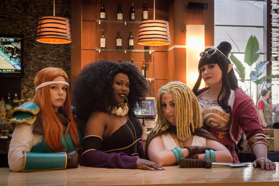 Rat Queens Coaplsy
