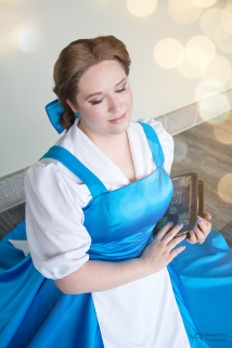 Belle - Blue Dress